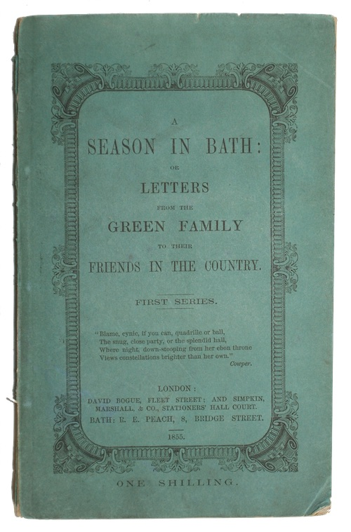 """Photo of """"A season in bath: or, ..."""""""