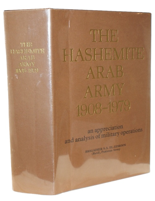 "Photo of ""The hashemite arab army 1908-1979: ..."""