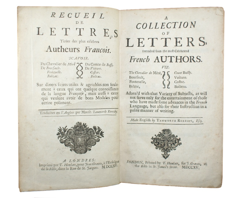 "Photo of ""A collection of letters, Extracted ..."""