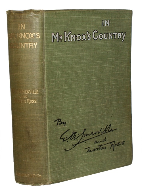 """Photo of """"In Mr Knox's Country"""""""