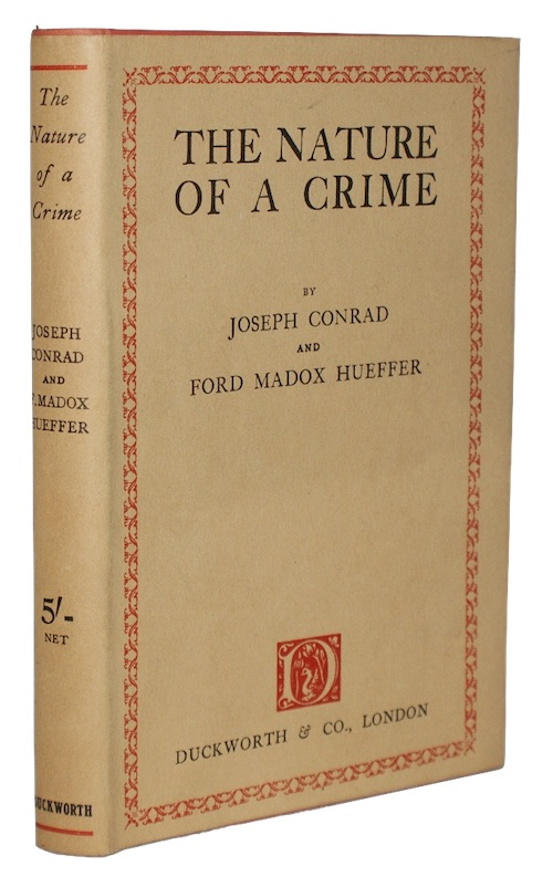 "Photo of ""The nature of a crime"""