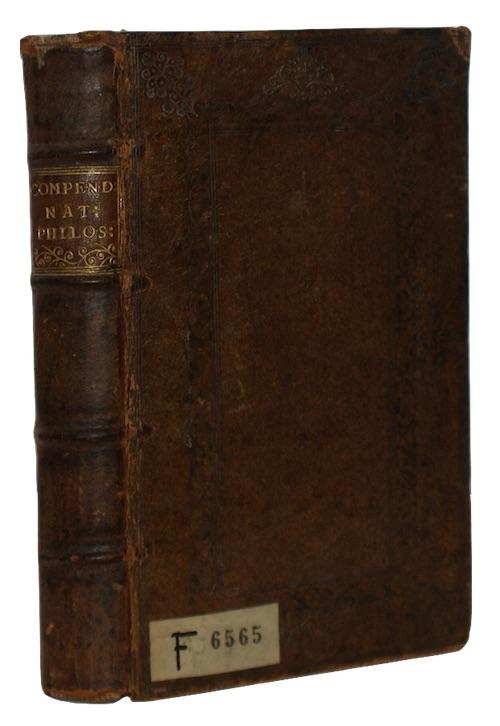 """Photo of """"Compendium naturalis philosophiae. Libri duodecim ..."""""""