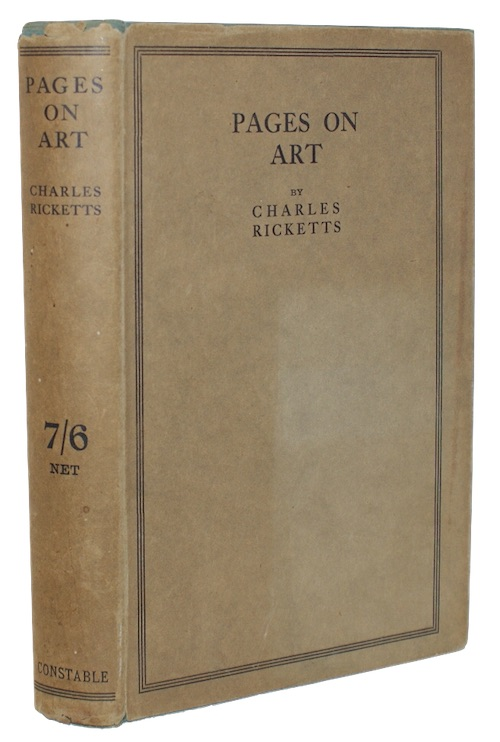 "Photo of ""Pages on art"""