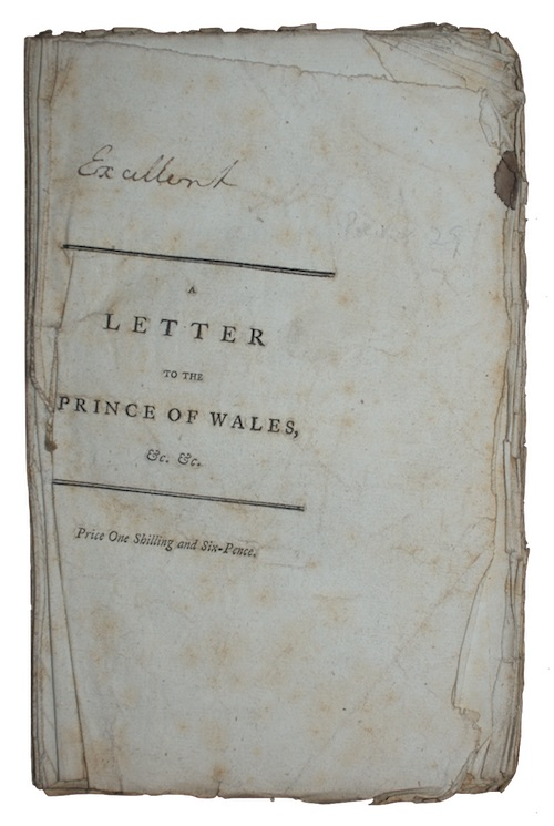 "Photo of ""A letter to the prince ..."""