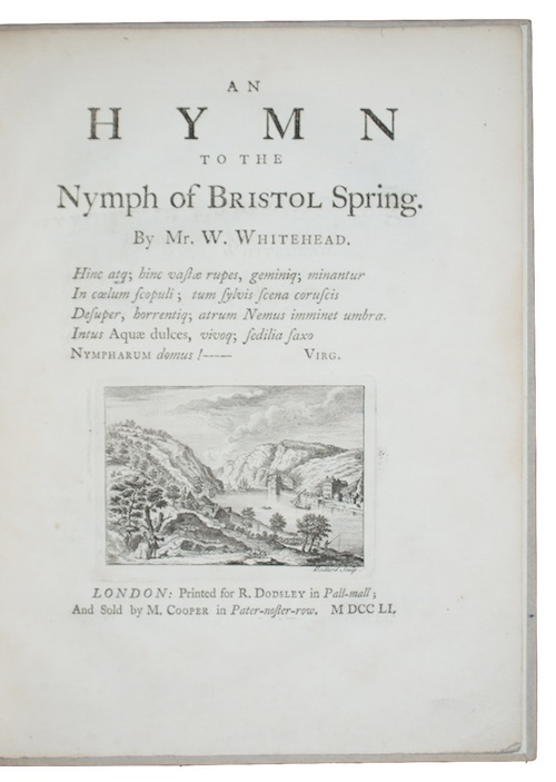 "Photo of ""An hymn to the Nymph ..."""