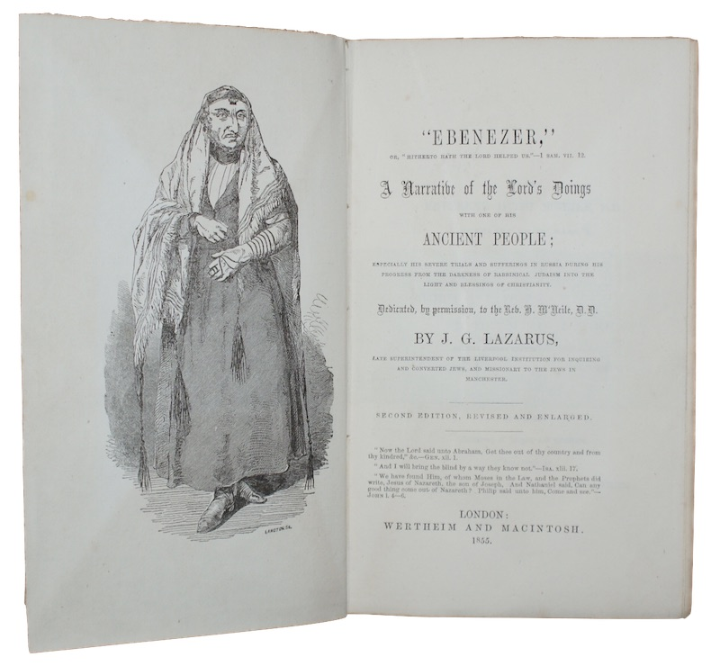 """Photo of """"""""Ebenezer,"""" or, """"hitherto hath the ..."""""""