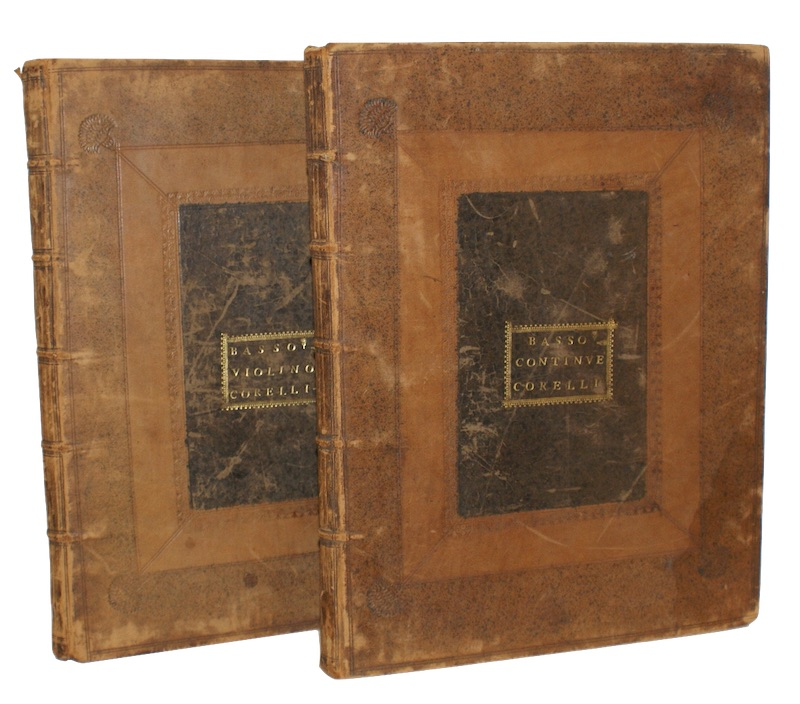 "Photo of ""[Two volumes of eighteenth-century manuscript ..."""