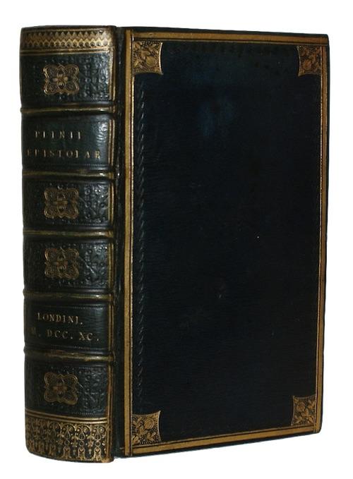 """Photo of """"C. plinii caecilii secundi epistolarum ..."""""""