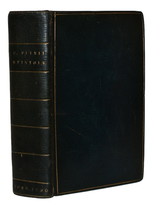 "Photo of ""C. plinii caecilii secundi epistolarum ..."""
