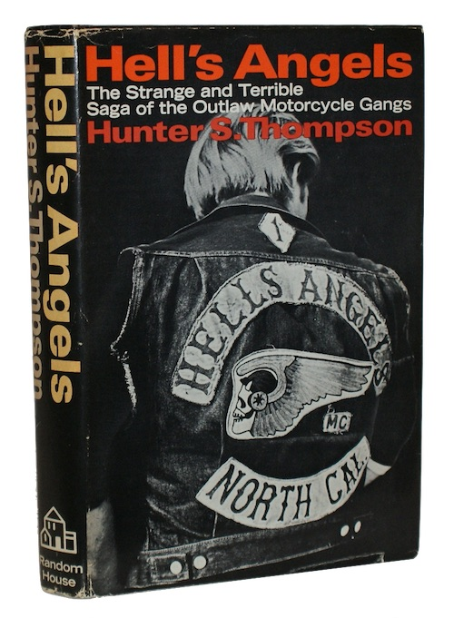 """Photo of """"Hell's Angels: A Strange and ..."""""""