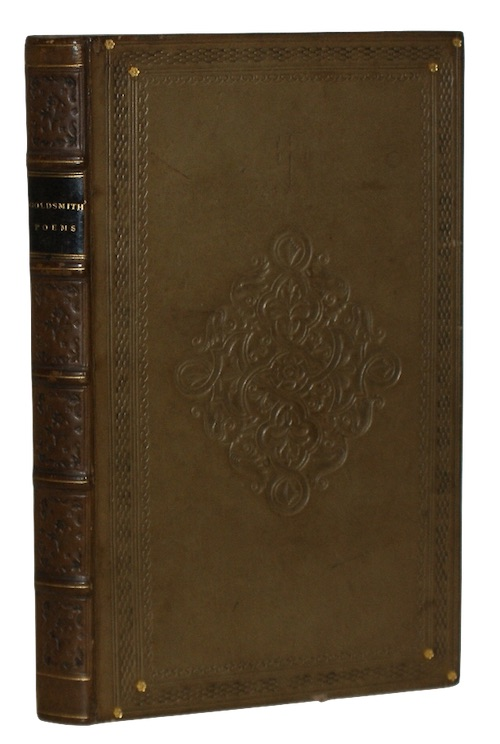"Photo of ""The poems of oliver goldsmith"""