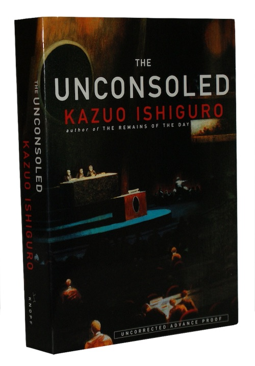 ISHIGURO, Kazuo - The unconsoled