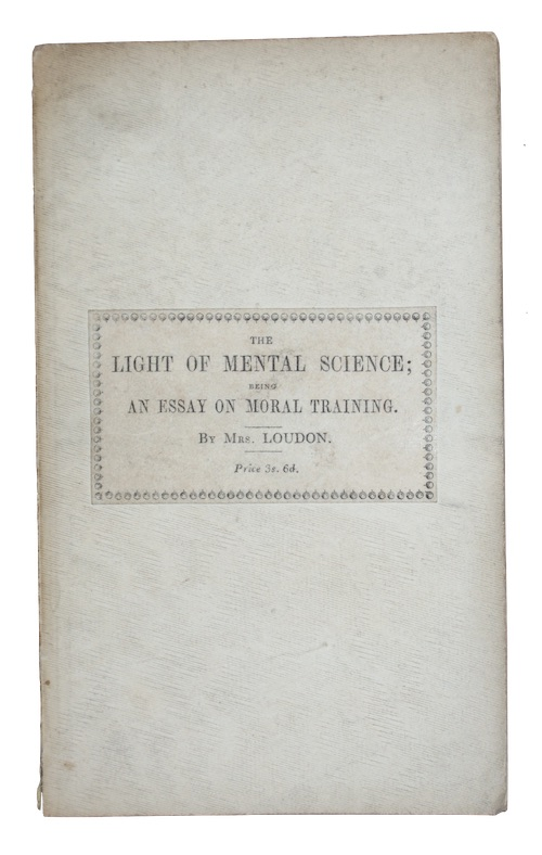 "Photo of ""The Light of mental science; ..."""