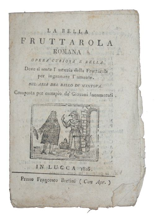 "Photo of ""La bella fruttarola romana opera ..."""