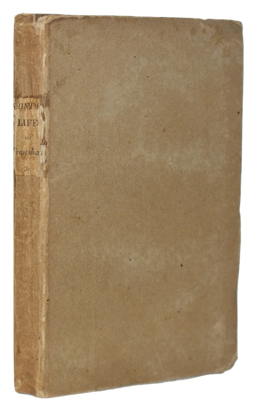 SAINT, W[illiam] - Memoirs of the life, character, opinions, and writings, of that learned...