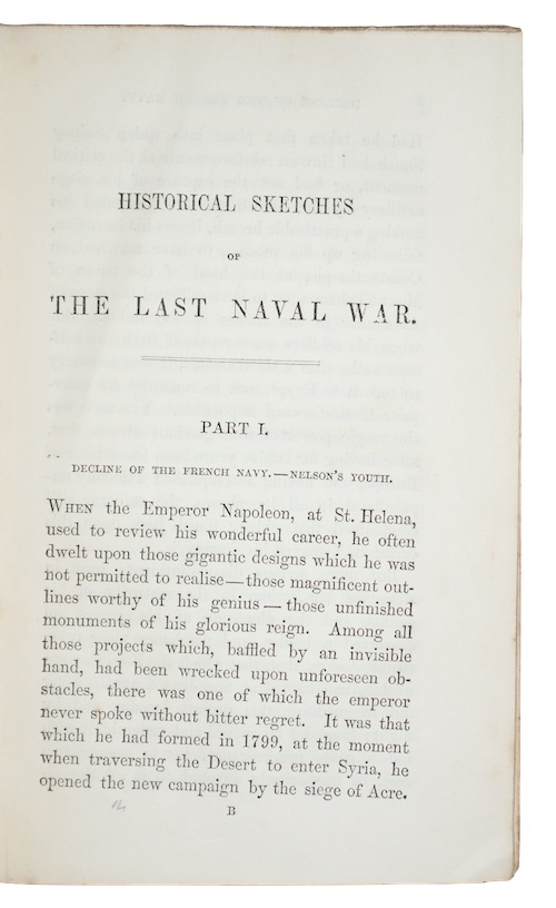"Photo of ""Sketches of the last naval ..."""