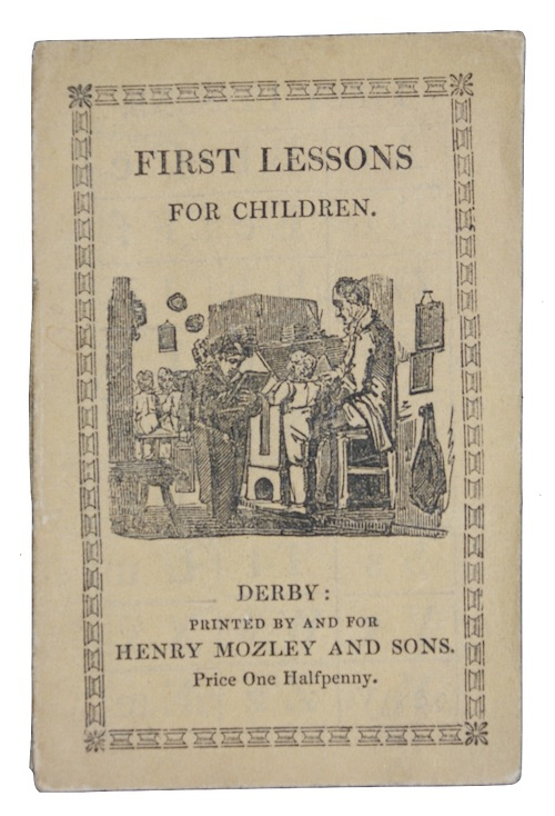 """Photo of """"First lessons for children"""""""