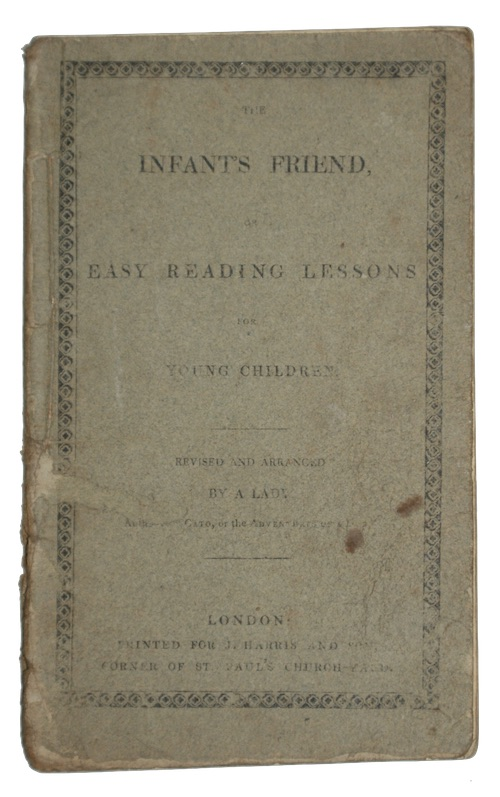 "Photo of ""The infant's friend, or easy ..."""