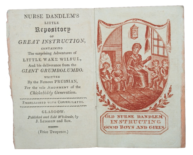 "Photo of ""Nurse dandlem's little Repository of ..."""