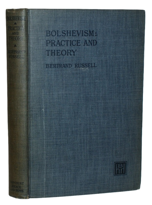 "Photo of ""Bolshevism: practice and theory"""