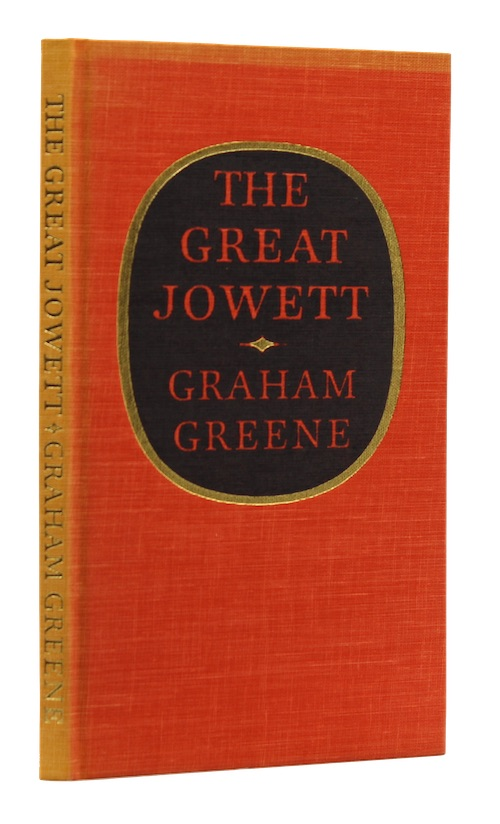 "Photo of ""The Great Jowett"""