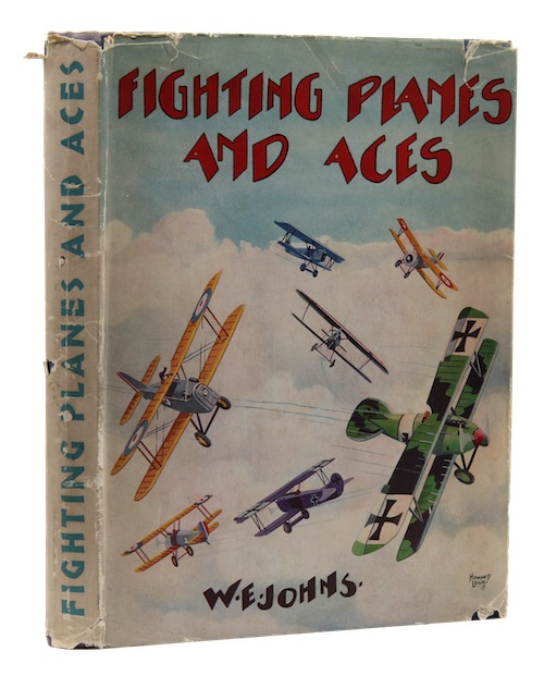 "Photo of ""Fighting planes and aces"""