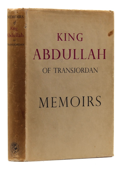 "Photo of ""Memoirs of king abdullah of ..."""