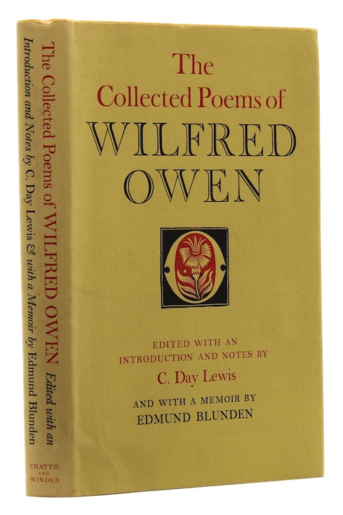"Photo of ""The collected poems of wilfred ..."""