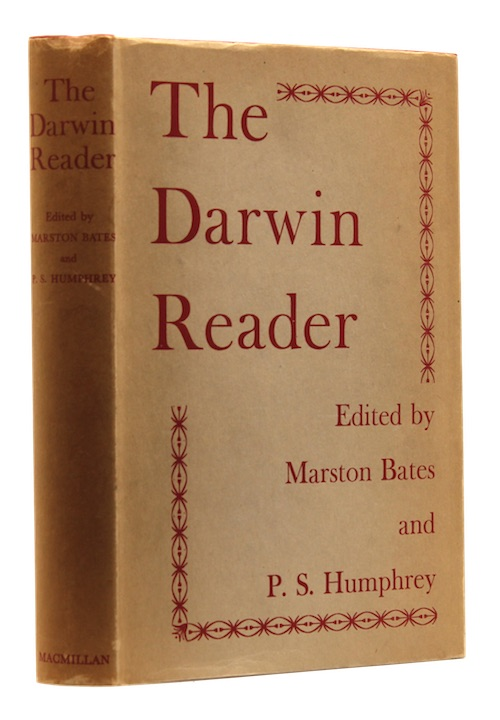 "Photo of ""The darwin reader"""