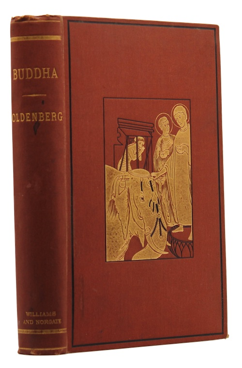 "Photo of ""Buddha: his life, his doctrine, ..."""