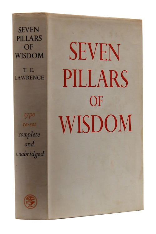 "Photo of ""Seven pillars of wisdom: a ..."""