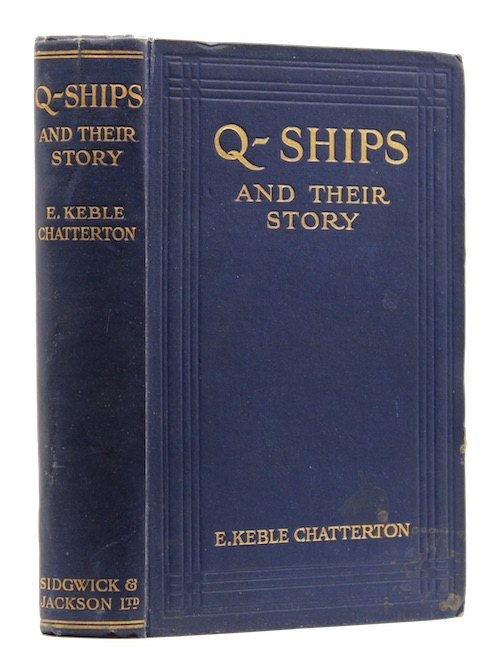 "Photo of ""Q-ships and their story"""