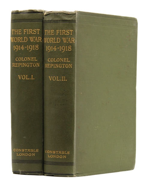 "Photo of ""The first world war 1914-1918"""