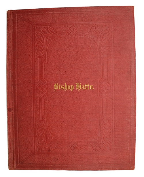 "Photo of ""Bishop hatto: a legend of ..."""