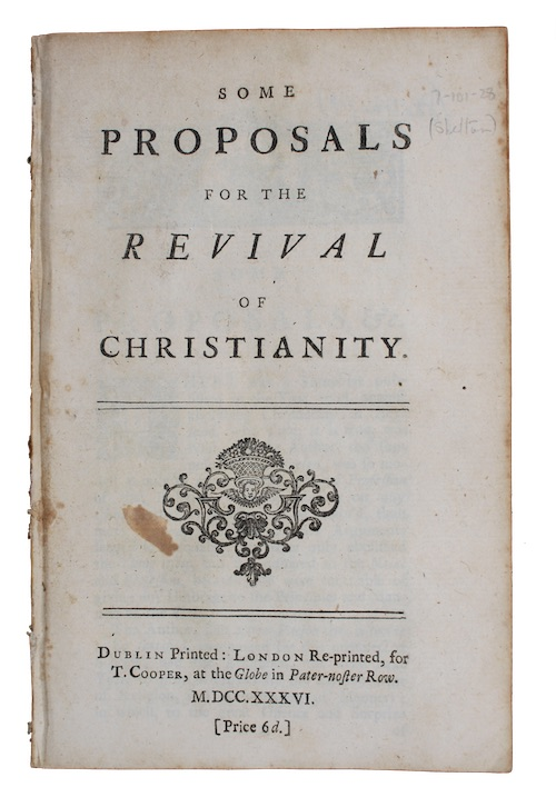 "Photo of ""Some proposals for the revival ..."""