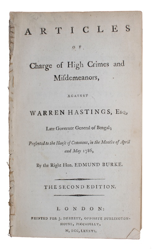 "Photo of ""Articles of Charge of High ..."""