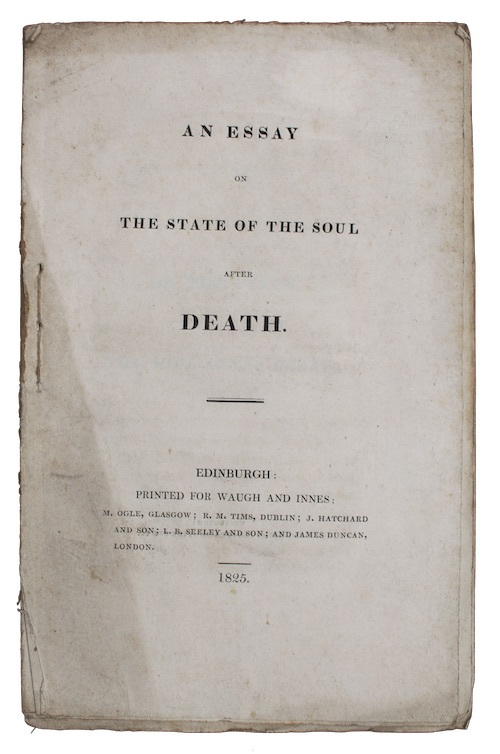 "Photo of ""An essay on the state ..."""