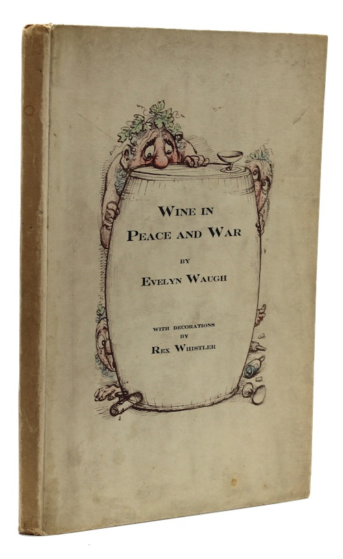 """Photo of """"Wine in peace and war"""""""