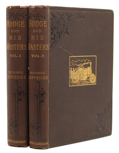 "Photo of ""Hodge and his masters"""