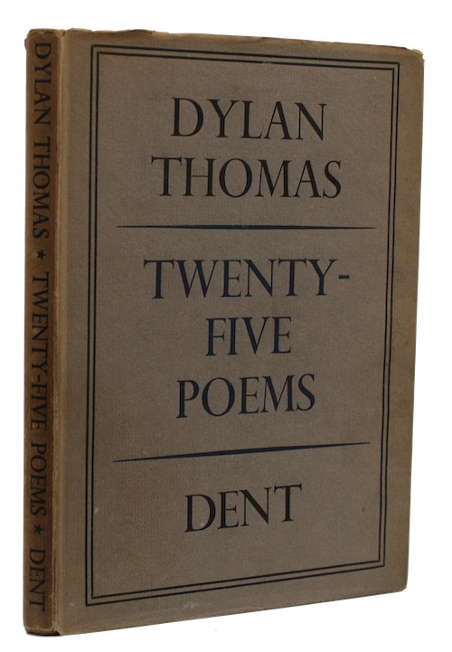 "Photo of ""Twenty-five poems"""