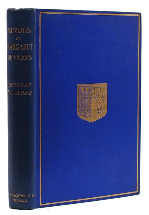 "Photo of ""Memoirs of margaret de valois ..."""