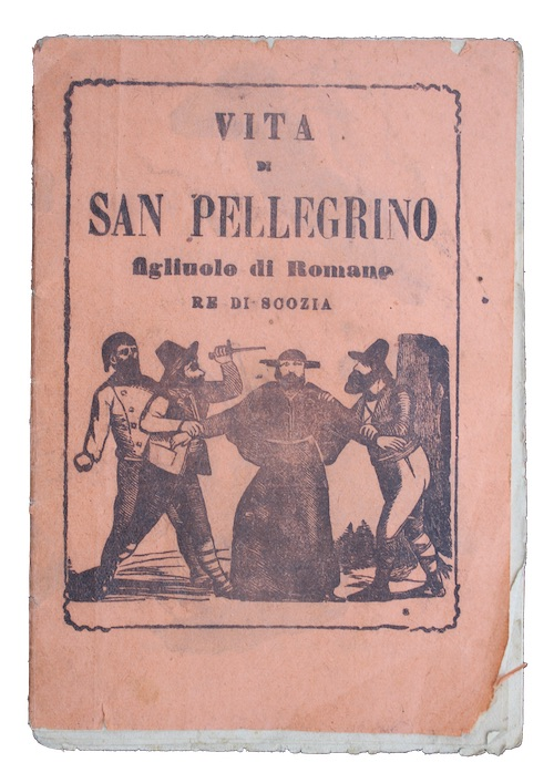 "Photo of ""Vita di San Pellegrino figliuolo ..."""