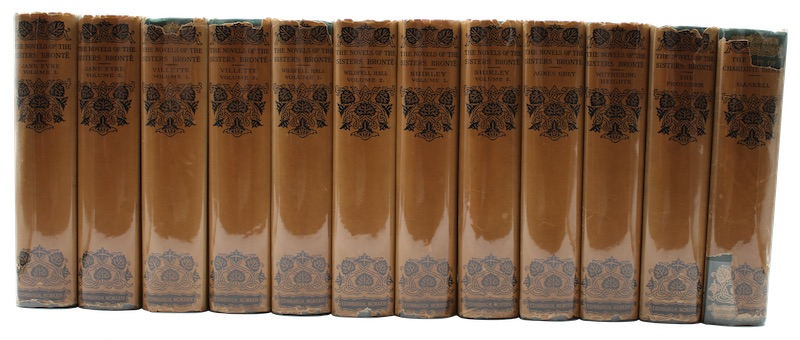 "Photo of ""Novels of the sisters, Thornton ..."""