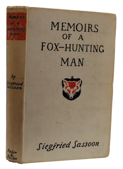 "Photo of ""Memoirs of a fox-hunting man"""