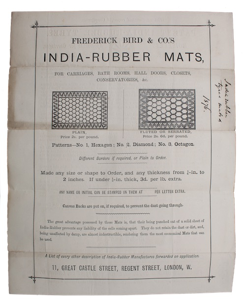 "Photo of ""Frederick bird & co.'s india-rubber ..."""