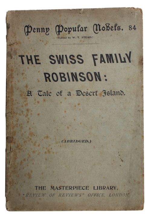 "Photo of ""The Swiss Family Robinson: A ..."""