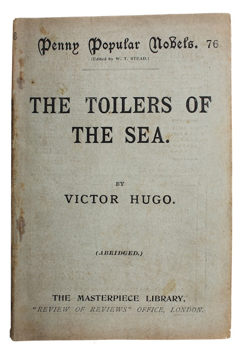"Photo of ""The toilers of the sea. ..."""