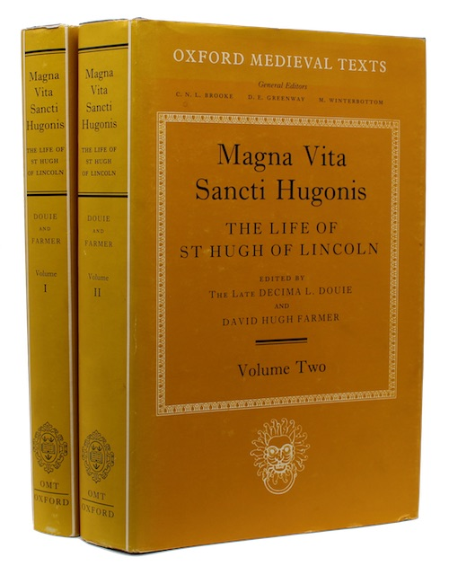 "Photo of ""Magna vita sancti hugonis: the ..."""