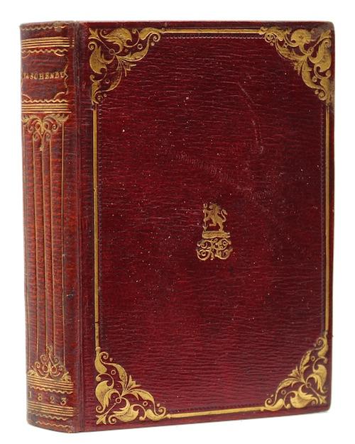 """Photo of """"Taschenbuch fur das jahr 1823. ..."""""""