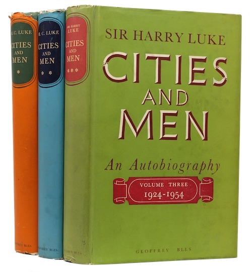 "Photo of ""Cities and men: and autobiography"""